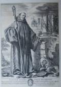 Saint Jean de Réome, Abbé fondateur de Moutiers